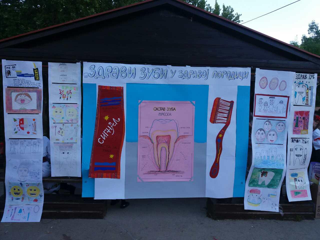 XXVIII недељa здравља уста и зуба